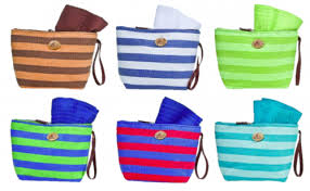 Wristlet Tote / Pack A Hat Giveaway!