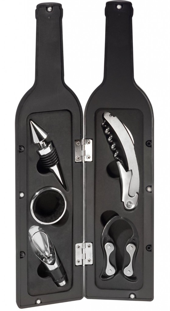 Ozeri 5-piece Wine Corkscrew set