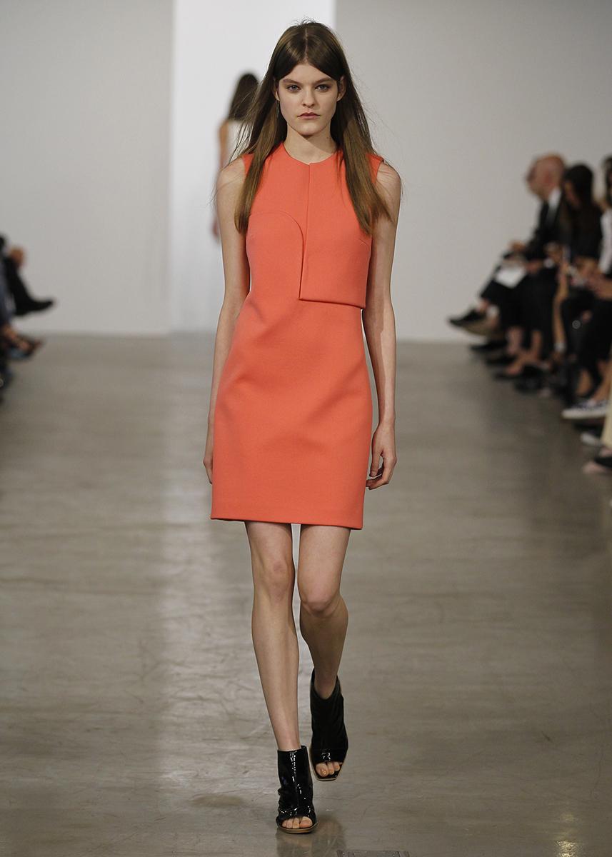 e1823a552f Deceptively simple. Infinitely elegant. Calvin Klein Resort 2015 is ...