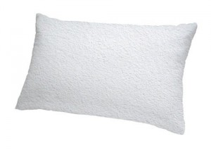 Comfort Shield Anti Allergen Pillow Protector from Fiberlinks Textiles