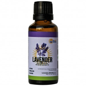 Lavender Essential Oil: Natural Stress Relief