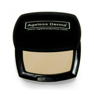 Ageless Derma's Pressed Mineral Makeup Foundation