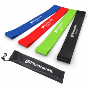 Phamtom Fit resistance exercise fitness bands