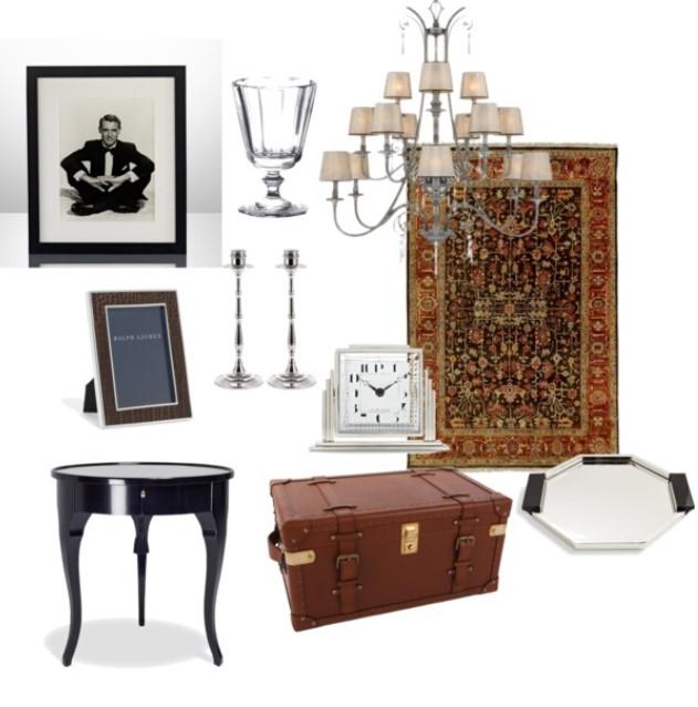 Ralph Lauren Home: Style Details
