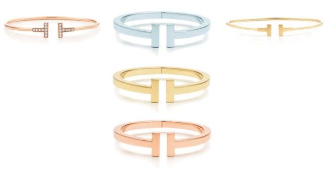 Tiffany T Collection, bracelets
