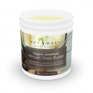 Key West African Shea Butter