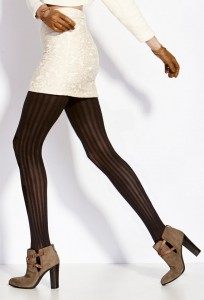 Kushfoot Ribbed Tights
