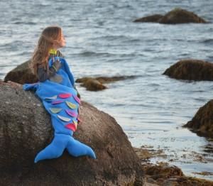 High res image, SeaCozy Mermaid, Tuff Kookooshka