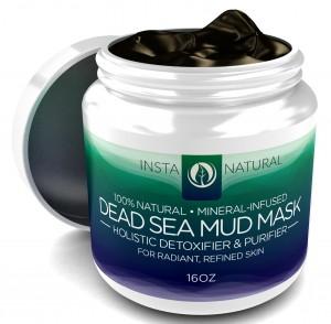 Insta Natural Dead Sea Mud Mask