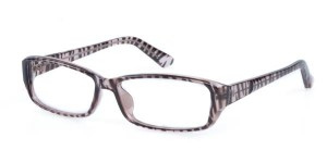 Glasses.com Ardmore Rectangle - Zebra