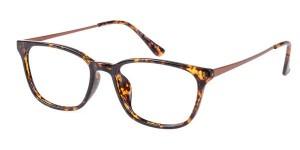 Glasses.com Ludington Wayfarer - Tortoise