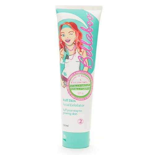 Bellaboo Buff Skin Exfoliator for Teens and Tweens