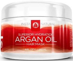 InstaNatural Argan Oil hair mask