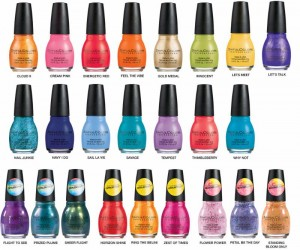 SinfulColors Spring 2015 lineup of must have nail polishes
