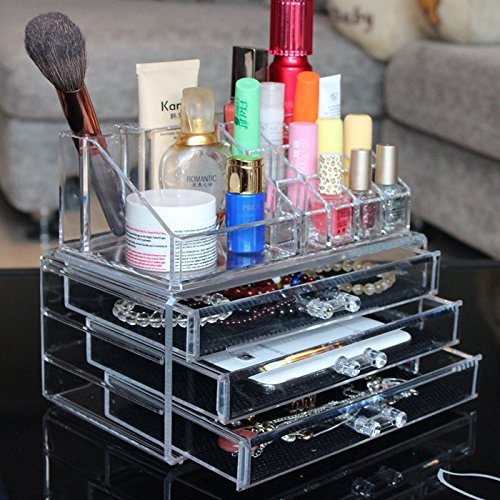 Ohuhu Makeup Storage System