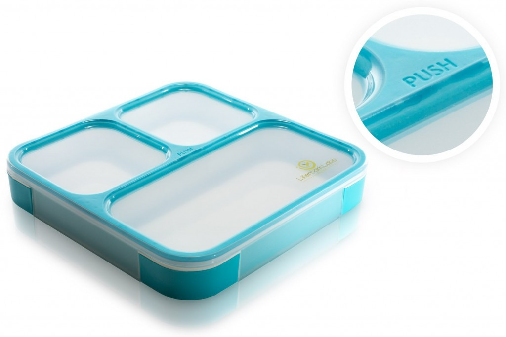 Lunch as... art? Beautifully presented, healthy lunches are a snap with a Bento Box by Lifemark Labs!