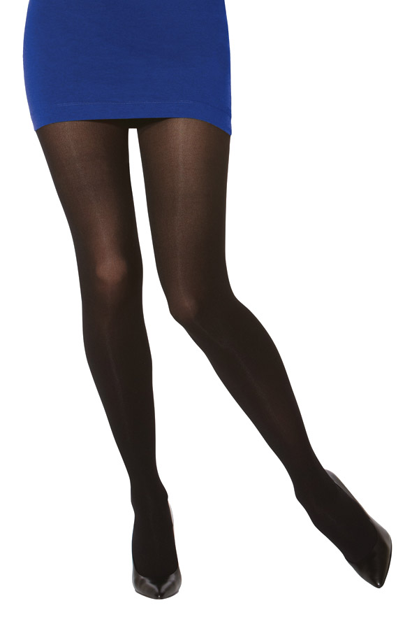 Kushyfoot Opaque Tights