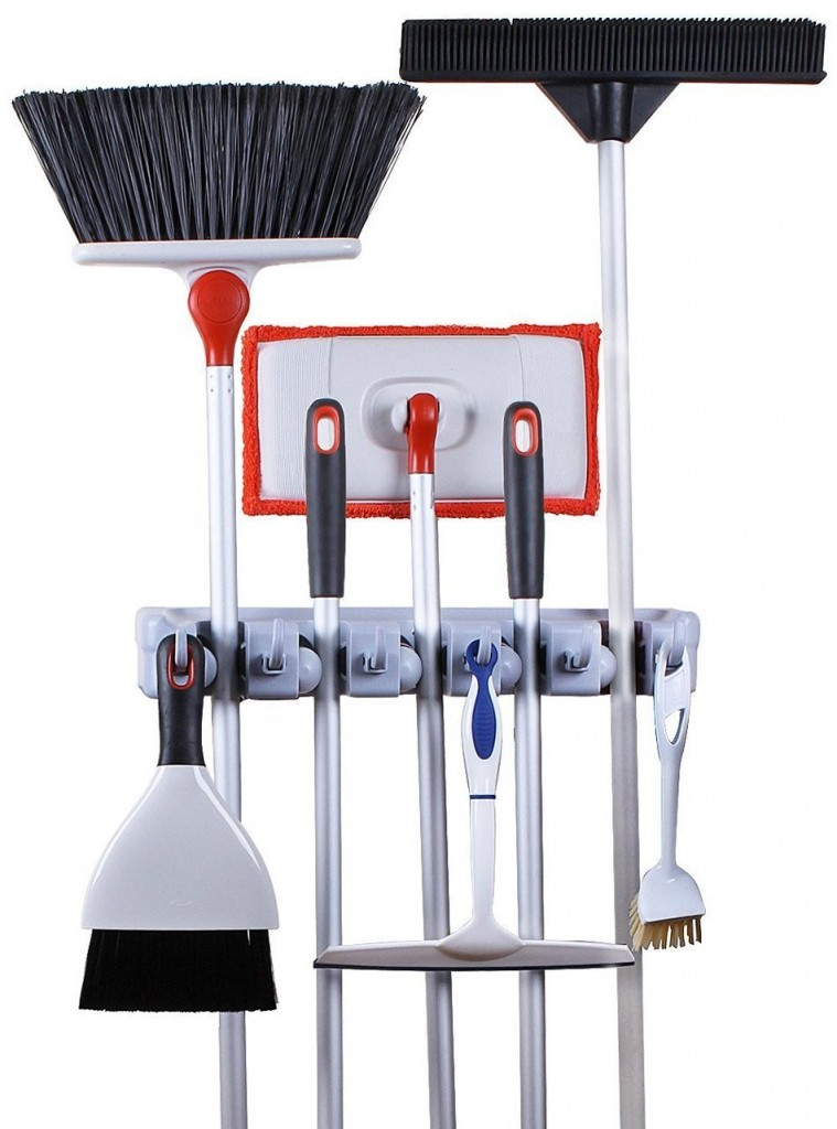 Greenco cleaning supplies tools organizer