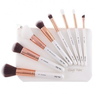 Beauty Widgets 8 piece makeup brush set