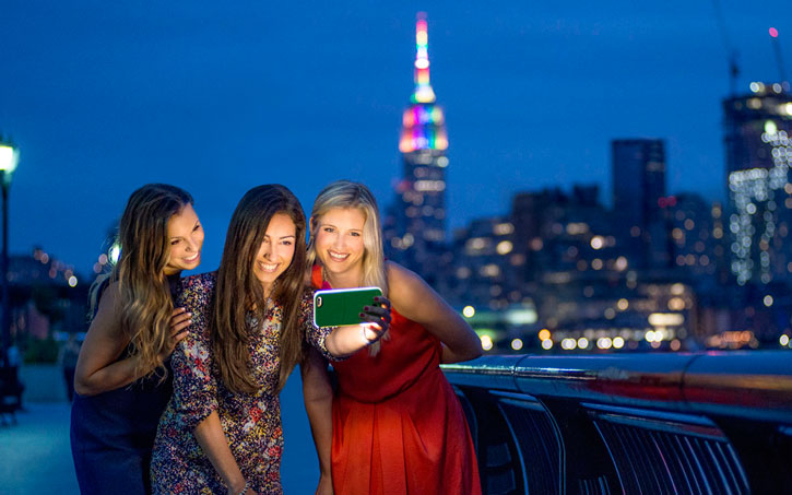 LuMee Light-Up Phone Case for Perfect Photos and Selfies even in low light, Mobile Fun, $64.99