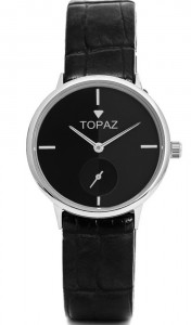 Topaz black watch