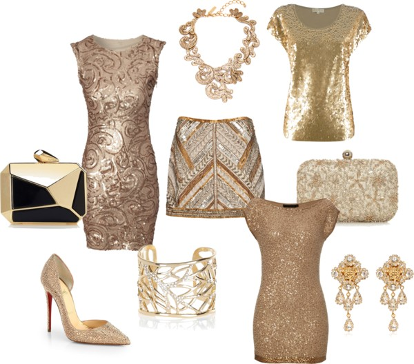 Glam Gold