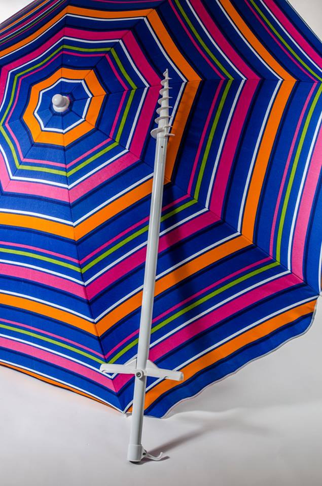 BeachBuddy.com beach umbrella, just $45