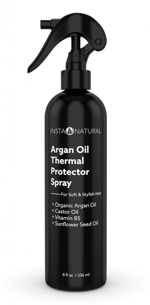 InstaNatural Argan Oil Thermal Protector Spray