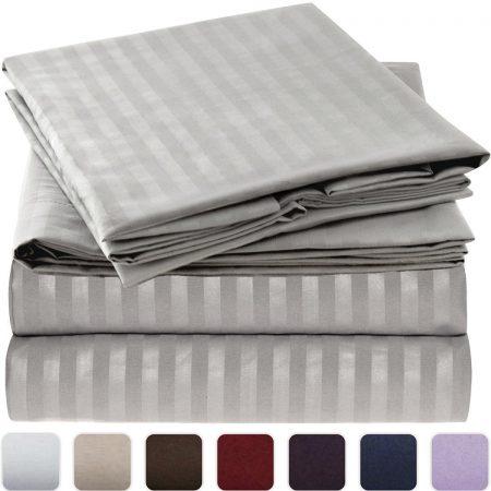 Mellani Striped Sheets