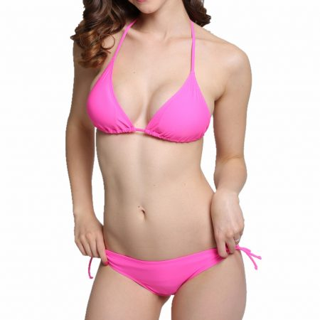 NEOSAN bikini in shocking pink, $12.99