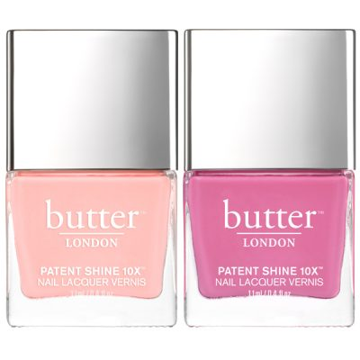 nail lacquer butter LONDON