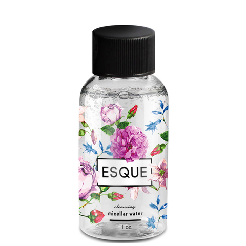 ESQUE Micellar Water Cleanser and Makeup Remover