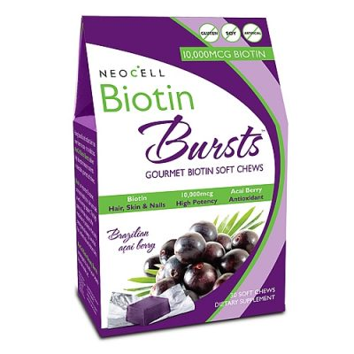 Biotin Bursts, small image
