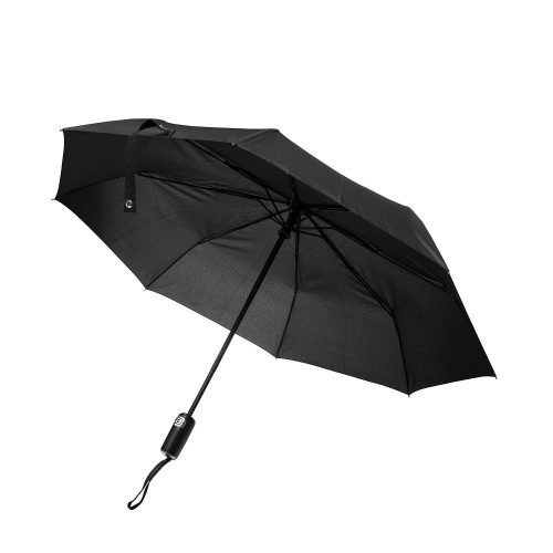 Easy open travel umbrella