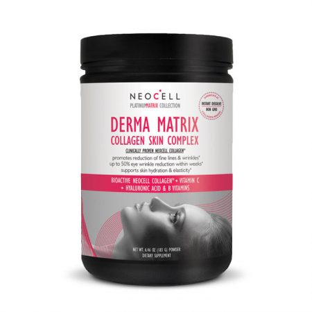 Neocell Derma Matrix boosts collagen for smoother skin