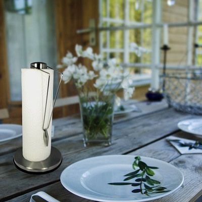 Paper Towel Holder is an affordable kitchen update!, small image