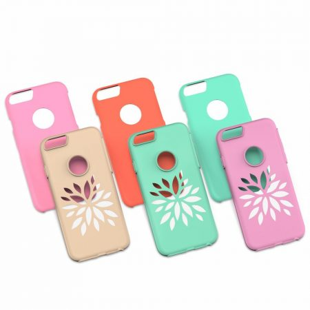 Specle Phone cases are interchangeable