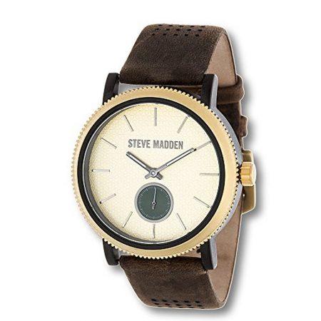 Steve Madden oversized men's watch is only $120 on Amazon.com