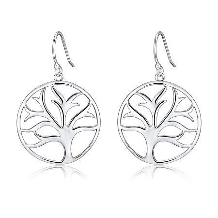 Tree of Life filigree earrings, small image