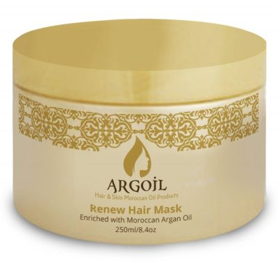 argan oil hair mask treatment