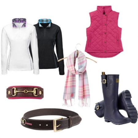 equestrian-style