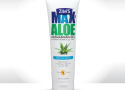 Zim's Aloe Vera Gel soothes sunburn -- summer or winter!