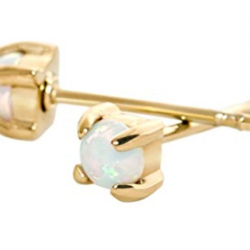 Opal stud earrings are just $29 on Amazon Prime and give 10% back to charity! LOVE!