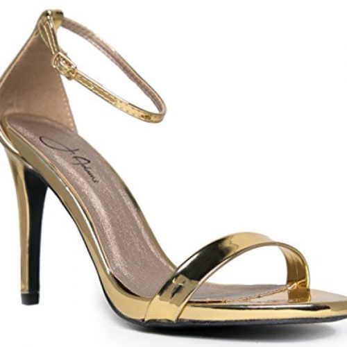 Ankle strap heels are Golden Globe ready. And, best of all, they are budget friendly at only $23!