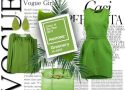 Pantone Color of the Year 2017 is Greenery