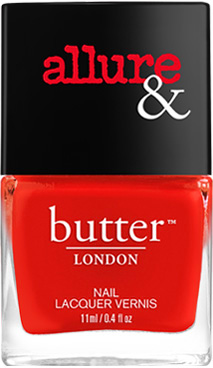 Giveaway! Win butter LONDON nail lacquer in time for the perfect spring pedi!