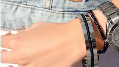 Hair Tie Bracelet is Smart AND Beautiful. WIN Yours!