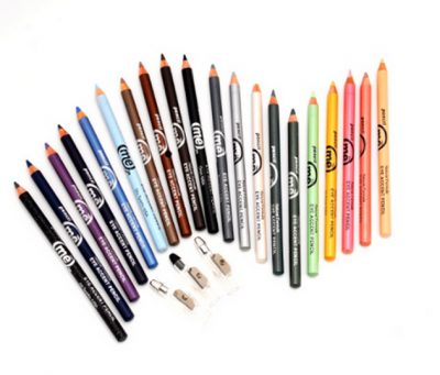 Pencil Me In Eye Pencils Giveaway: Win choice of 4! Pencil Me In eye pencils come in a rainbow of gorgeous shades