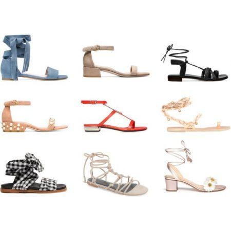 Summer Sandals 2017