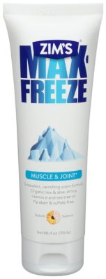 Zim's Max Freeze Gel giveaway